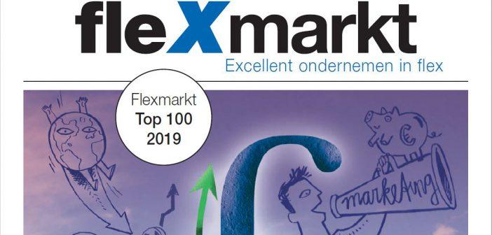 Flexmarkt Omzetranglijst
