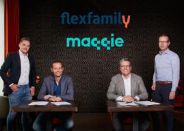Flexfamily neemt strategisch belang in MAQQIE