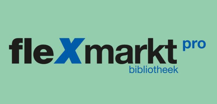 Flexmarkt pro - bilbiotheek