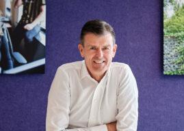 Johan Doornenbal: 'Ik zie Luba als een 53-jarige start-up'